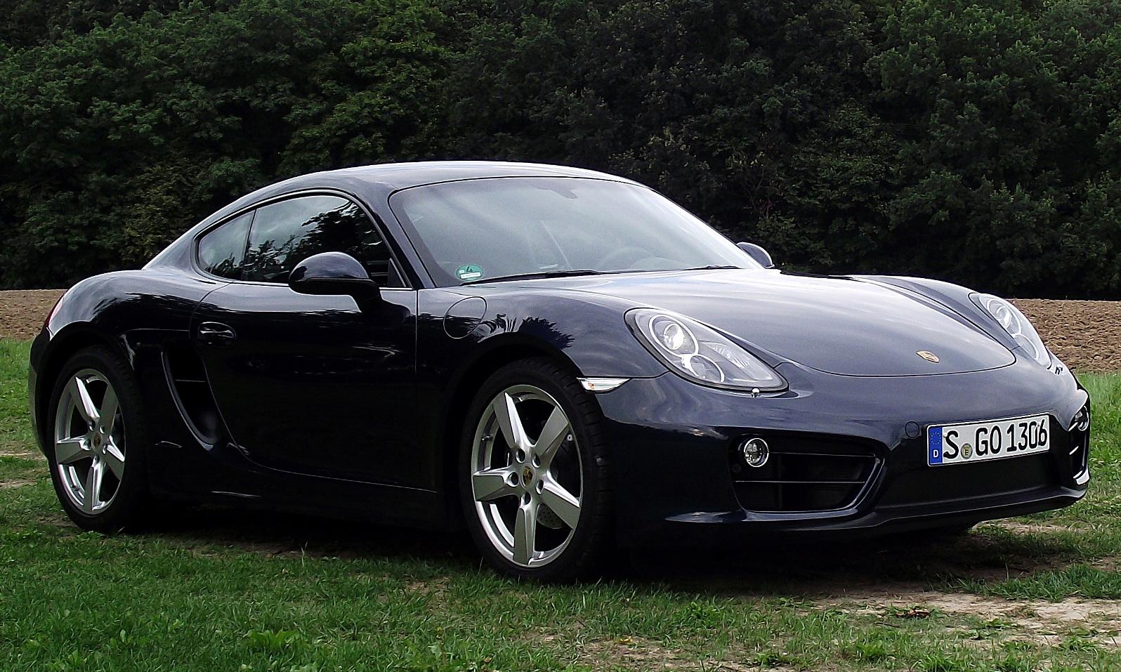 Porsche Cayman – En Porsche för den fattige